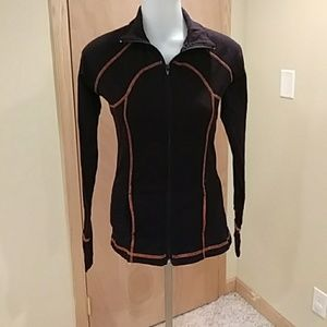 Tops - Thin workout jacket